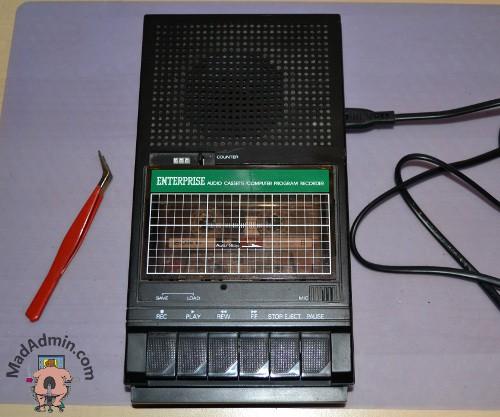 EP 555 magnó