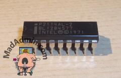 Intel 2114 SRAM