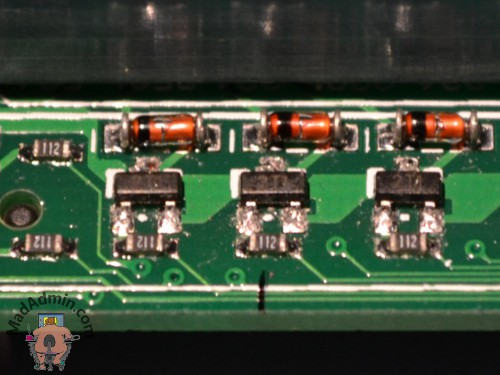 TL866CS hibás tranzisztor
