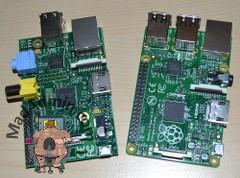 Raspberry PI model B és model B+