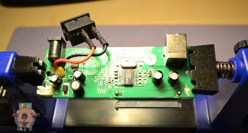 USB-SATA vezérlő