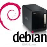 NSA320S Debian