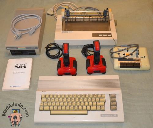 Commodore 64 pakk