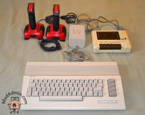 Commodore 64C csomag 2.
