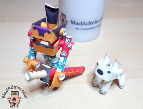 Piperoid Rokusuke és Hachi