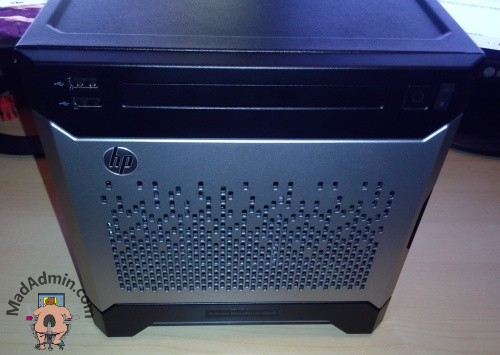 HP MicroServer G8