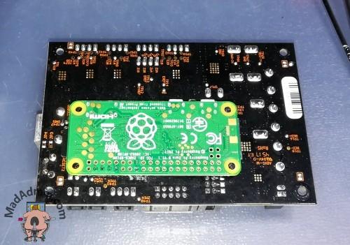 Prusa I3 MK3 és Raspberry Pi Zero W