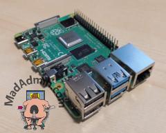 Raspberry Pi 4B 4GB