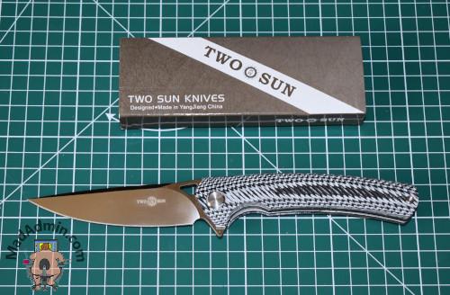 TwoSun TS81 doboza