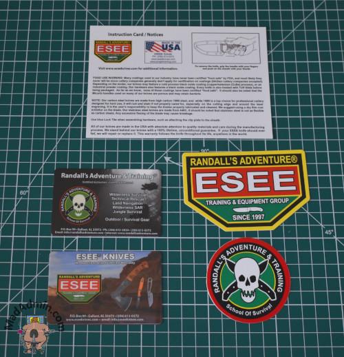 ESEE kártyák