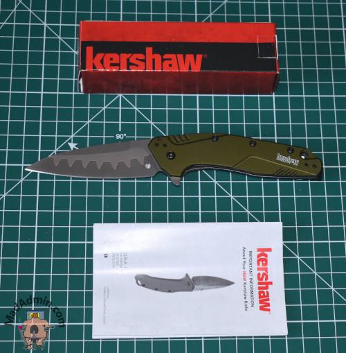 Kershaw Dividend Composite doboz