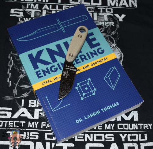 Dr. Larrin Thomas: Knife Engineering