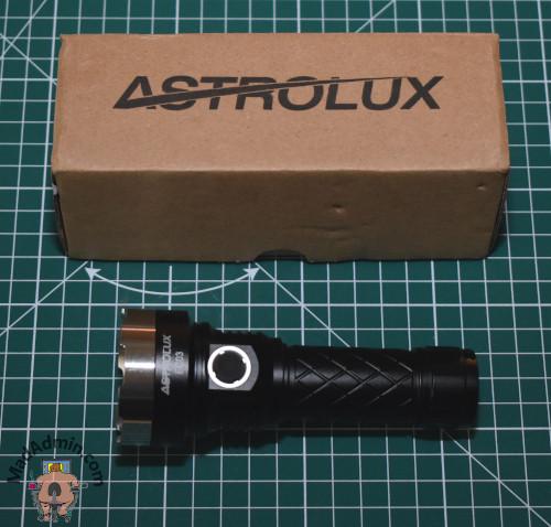 Astrolux EC03 doboz