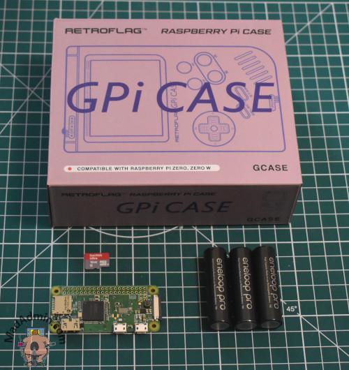 Retroflag GPi Case doboz