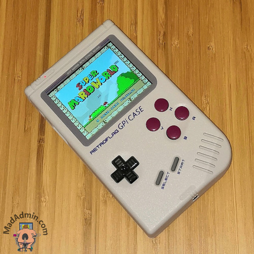 Retroflag GPi Case - Super Mario World
