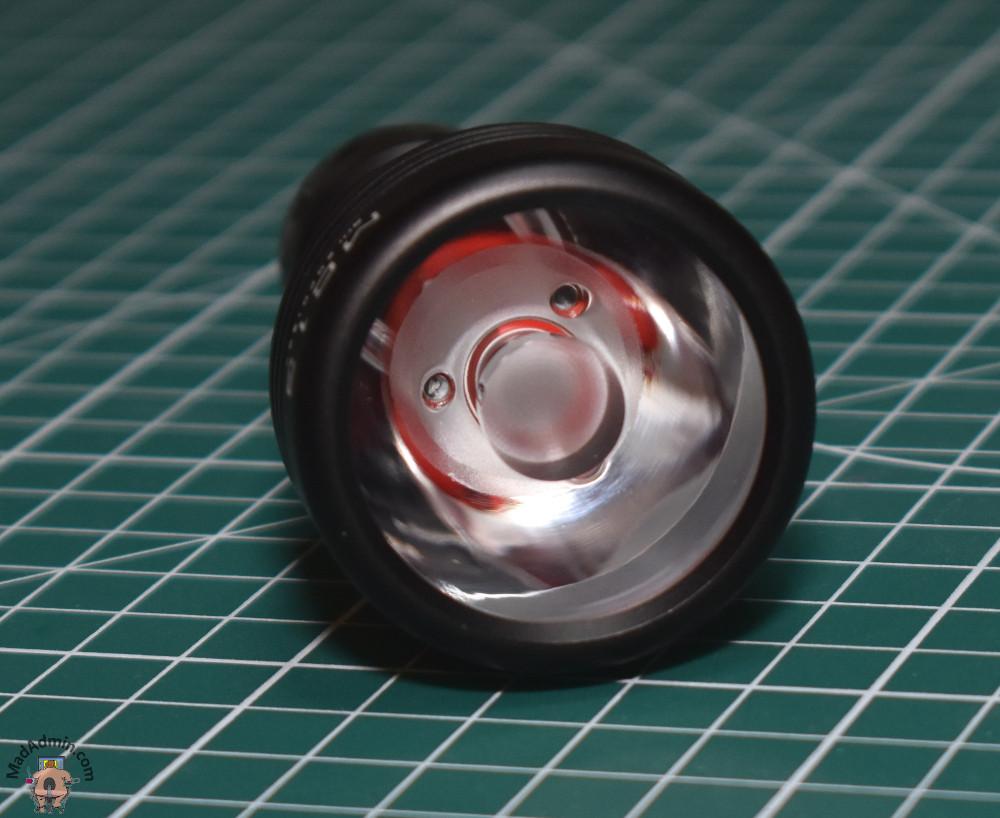 Manker MC13 LED